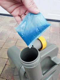 Thetford Aqua Kem Sachets 1 sáček do chemického WC