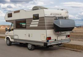 Hymer Camp 55